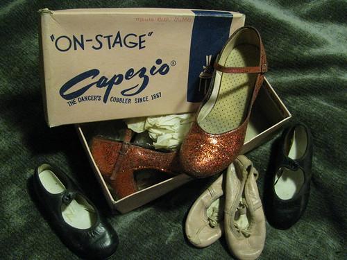 Dance Shoe Memories