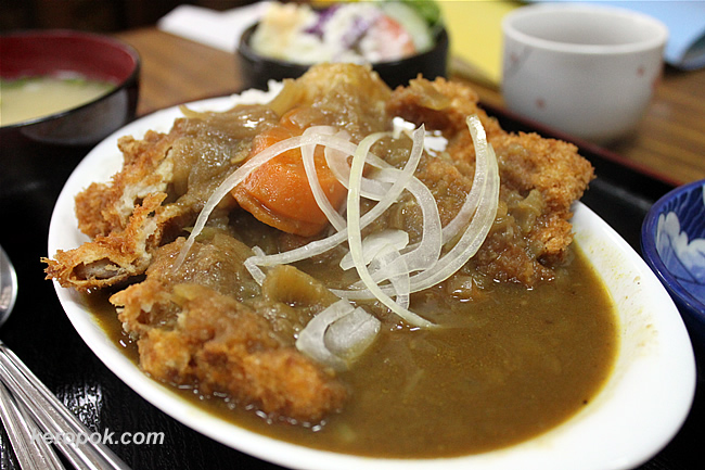 Chicken Japanese Curry