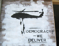 Democracy we deliver by jexplique