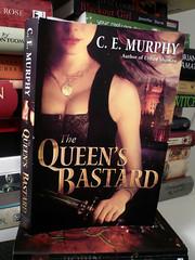 C.E. Murphy's 'The Queen's Bastard'