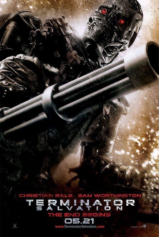 Terminator Salvation (2009) teaser poster