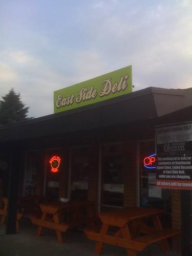 East Side Deli, Portland, OR