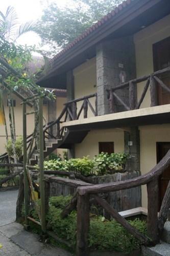 Duplex-style suites at Estancia Resort