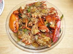 Lobster dish - 3