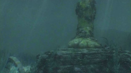 Isla sumergida