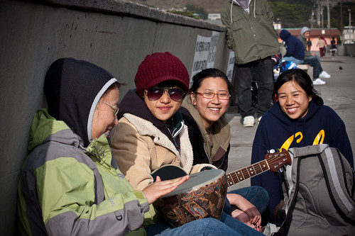 More Street Musicians