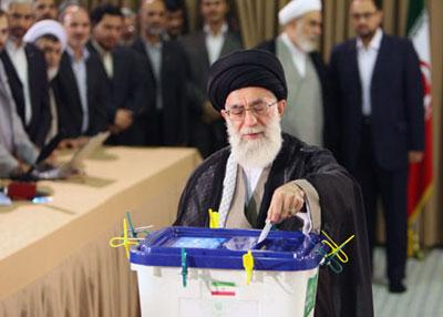 The Supreme Leader Believes in Democracy
