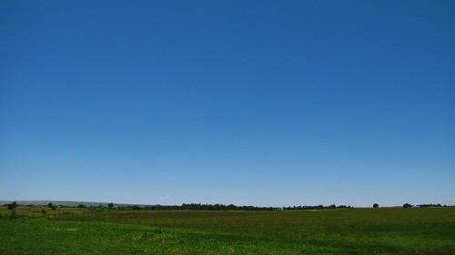 Summer on the prairie