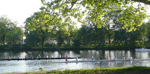 Rows of rowers
