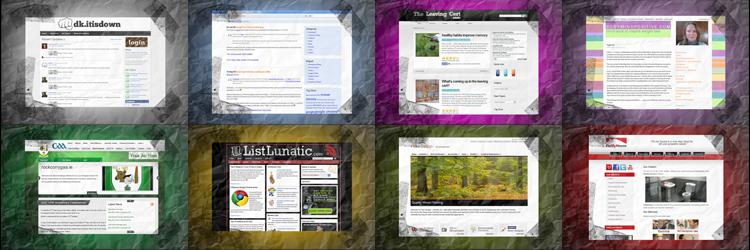 portfolio collage