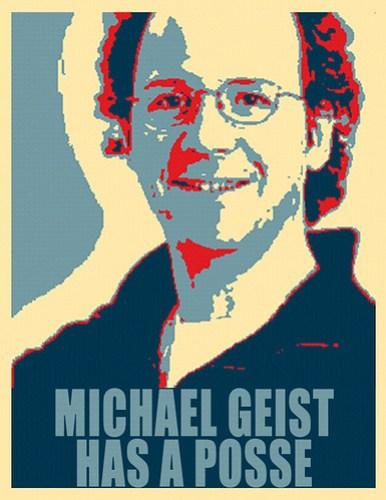 Michael Geist Poster