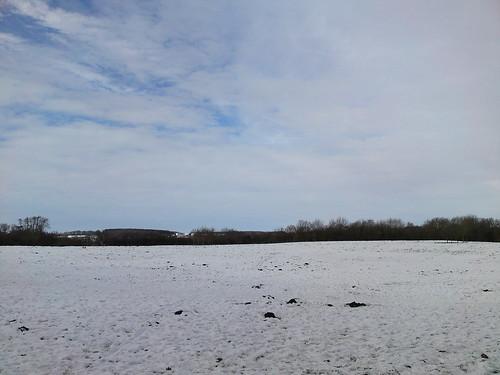 Snowy Hells Wath Ripon 2