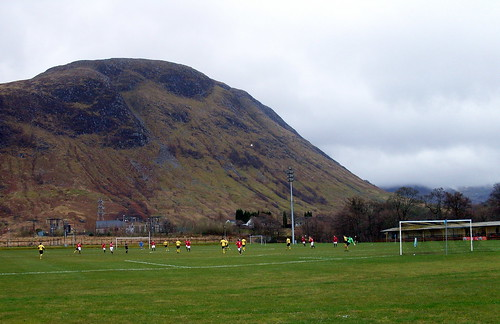 Fort William vs. Deveronvale