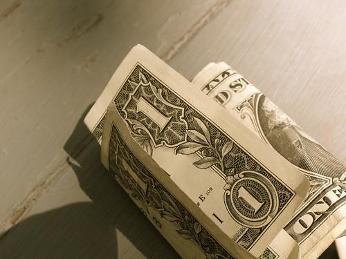ice cream money