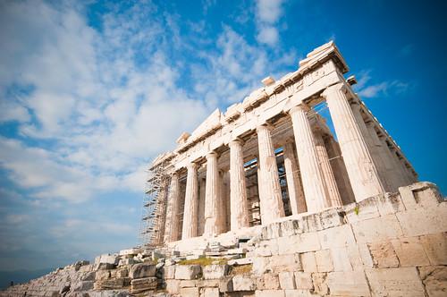 Athens Trip - Parthenon