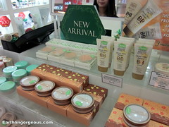 elianto BB creams, foundation and face powder