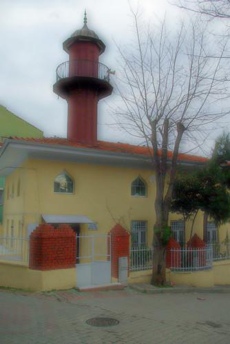 Ahmet Celebi Camii, Ahmet Celebi Mosque, Üsküdar, İstanbul, Pentax K10d