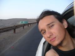 Hacia la costa ariqueña