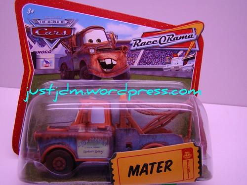 CARS short card mater