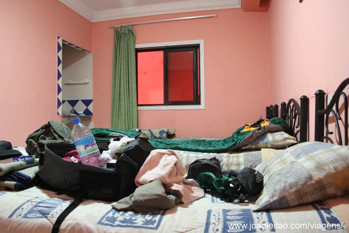 Hotel du Centre Hotel Rabat Marrocos
