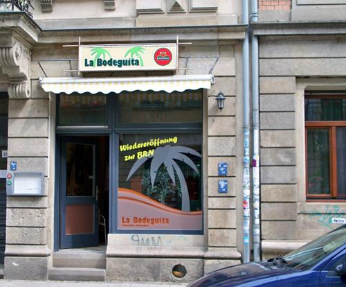 Zur BRN macht die Bar unter Palmen auf der Görlitzer Straße 46 wieder auf.