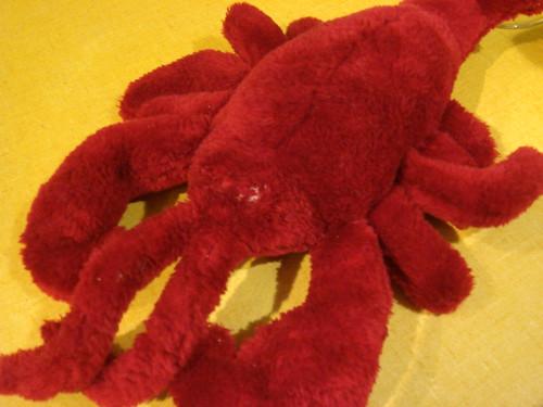 Poor Little Lobster