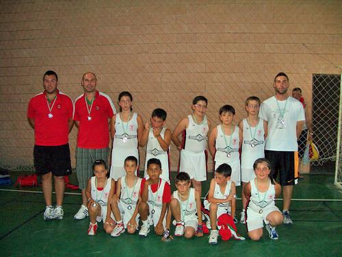 Subcampeones de la Copa Diputación