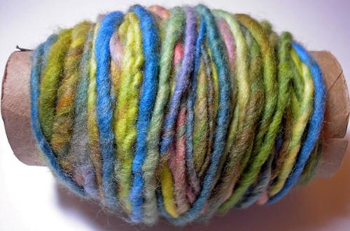 First yarn Tulip (9)