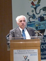 Frederick Bordry, CERN