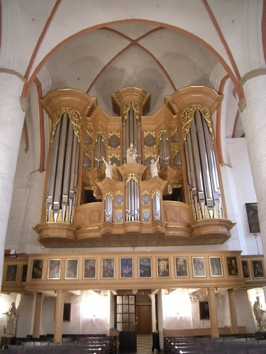 St Jacobi Hamburg - Orgel
