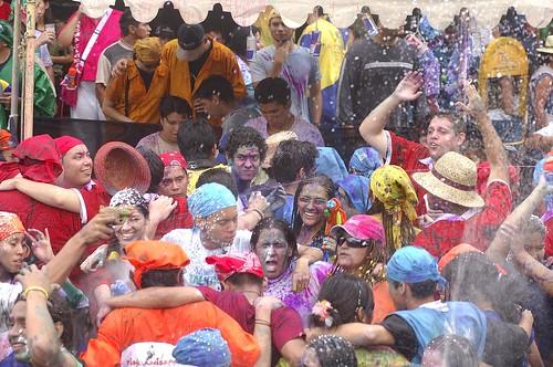 Mojazón carnavalero