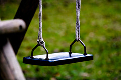 The lonely swing