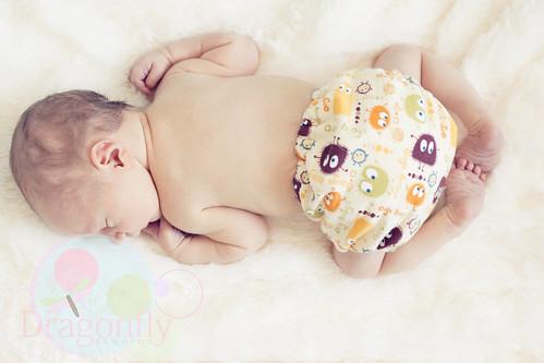 Baby Sweet Bottoms Diaper