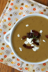 Rosemary White Bean Soup 2