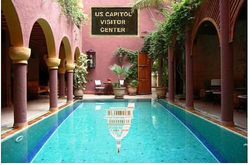 Capitol Visitor Center Floods
