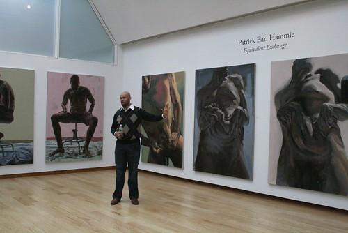 Patrick Earl Hammie: Gallery Talk