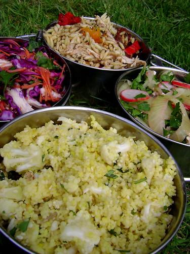Picnic Salads