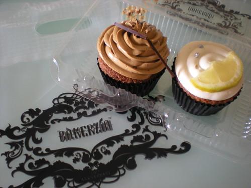 Bakerzin Cupcakes