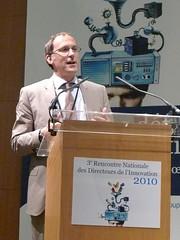 Serge Darrieumerlou, Directeur Général, Somfy