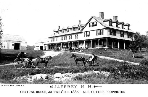Central House in Jaffrey New Hampshire