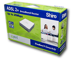 Shiro Broadband Router