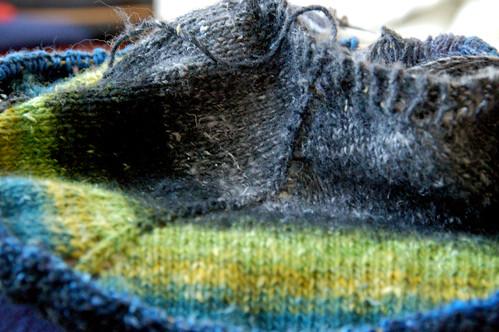 Noro silk garden yarn, color: S252