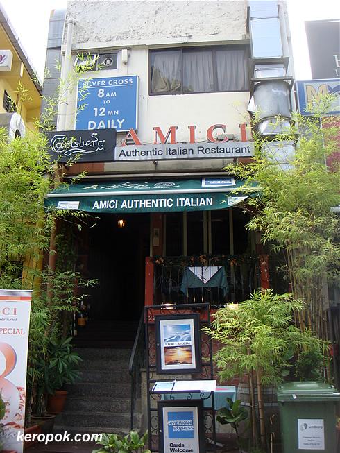 Amici Authentic Italian Restaurant
