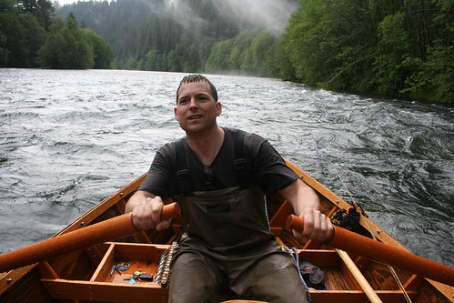 Surviving the Storm of the century, Mckenzie River, 2009