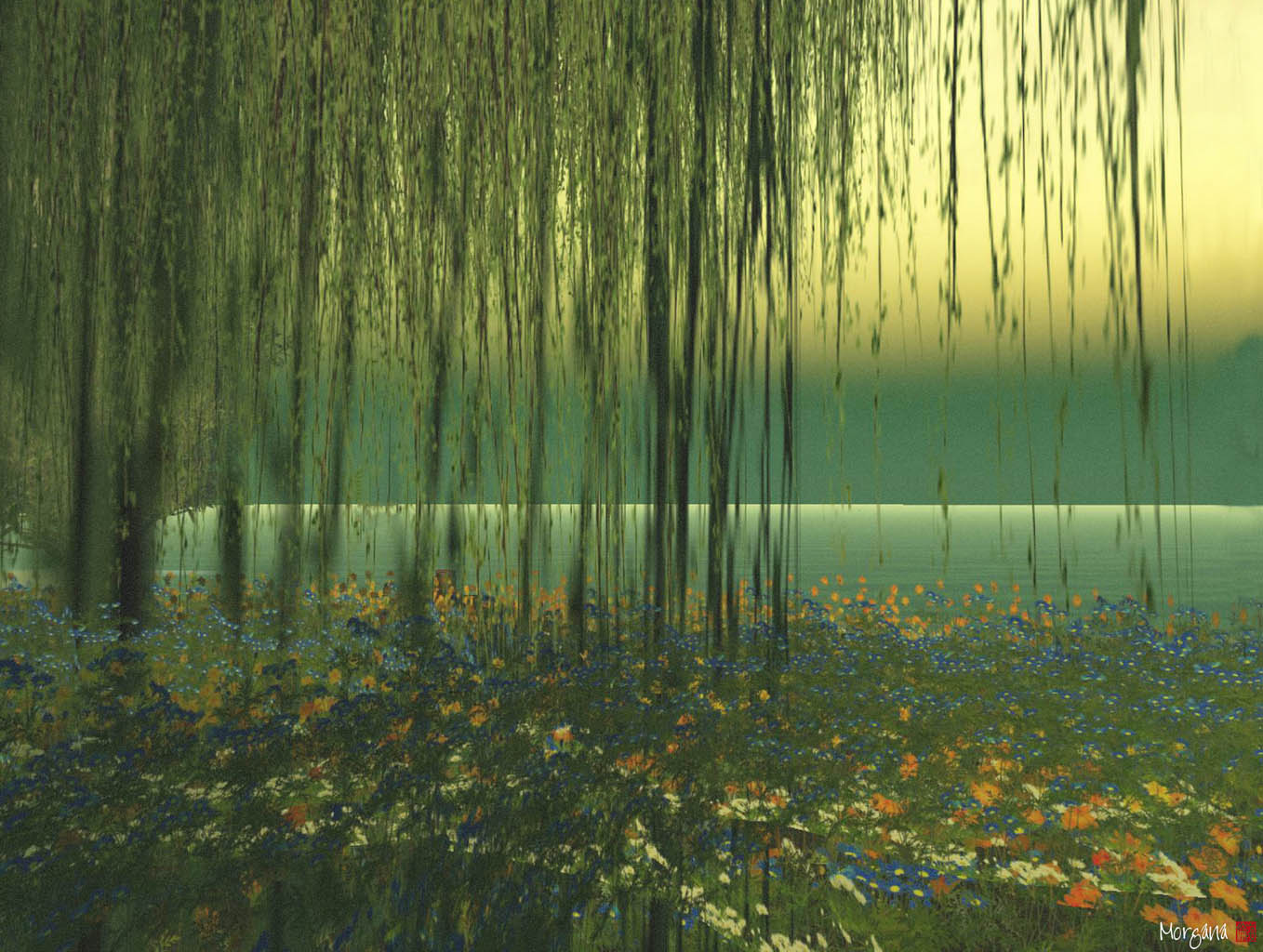 The Willow Weeps by Morgana Nagorski