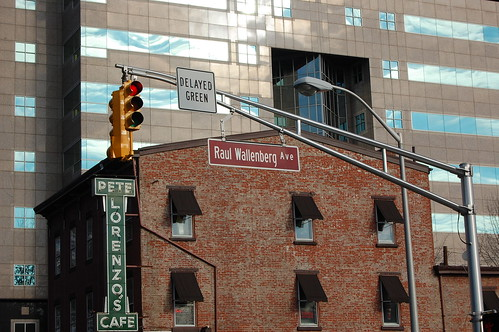 Raul Wallenberg Ave in Trenton, NJ