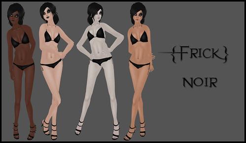 Frick - Noir