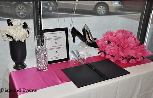 Gift Table by Diamond Events