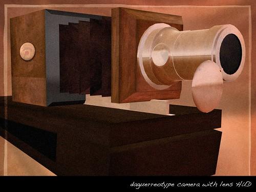Daguerreotype Camera by Bauen Precision Instruments