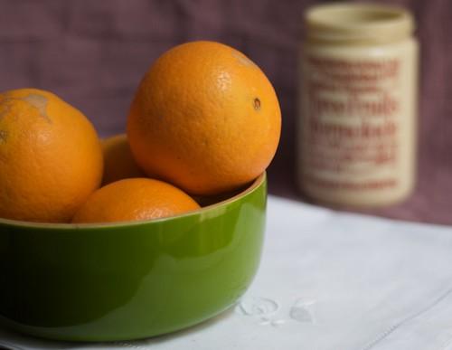 Naranjas Dolche